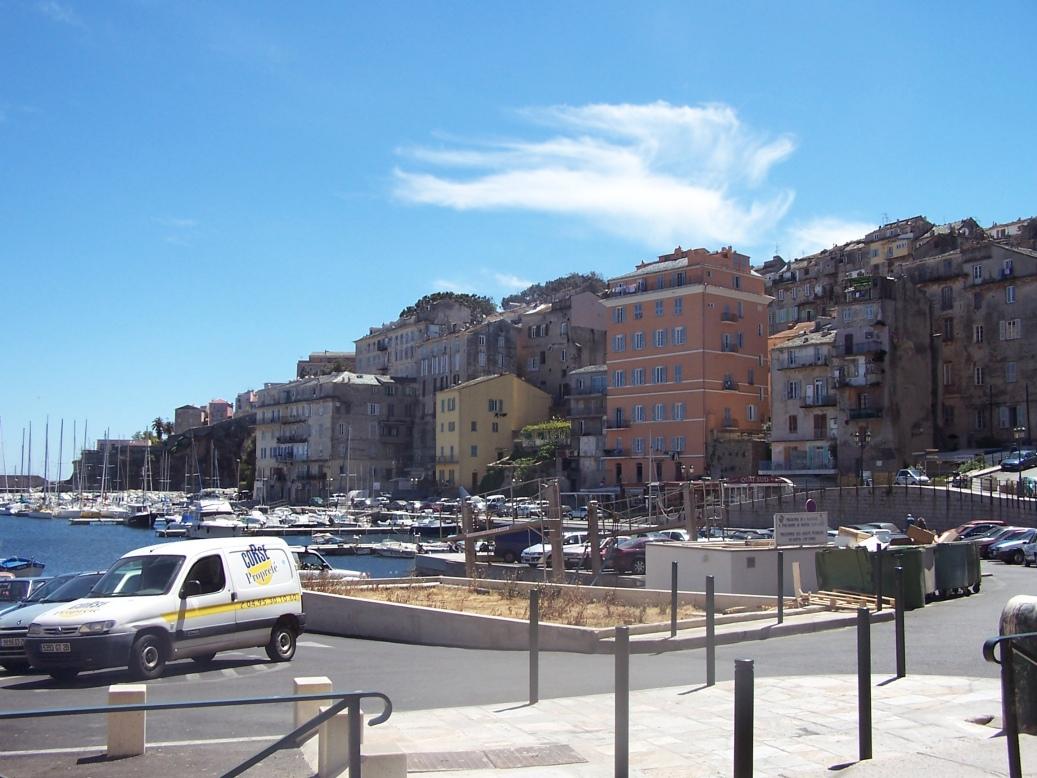 Les photos de bastia - Vieux port bastia ...